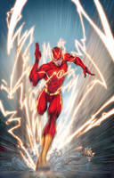 Flash TV style Color by vmarion07