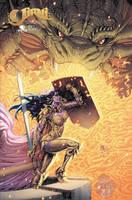 Jirni #2 Dragoncon Cover Color by vmarion07