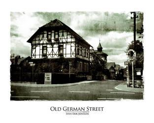 Old german street by svunnig