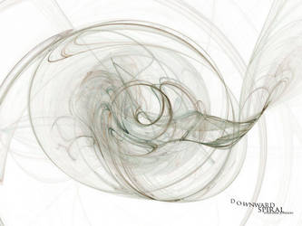 Downward Spiral by svunnig