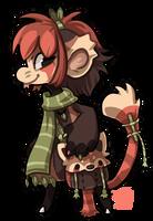 029 - Red Panda by TheKingdomOfGriffia