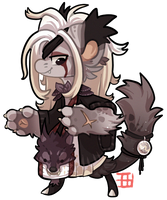 077 - Werewolf by TheKingdomOfGriffia