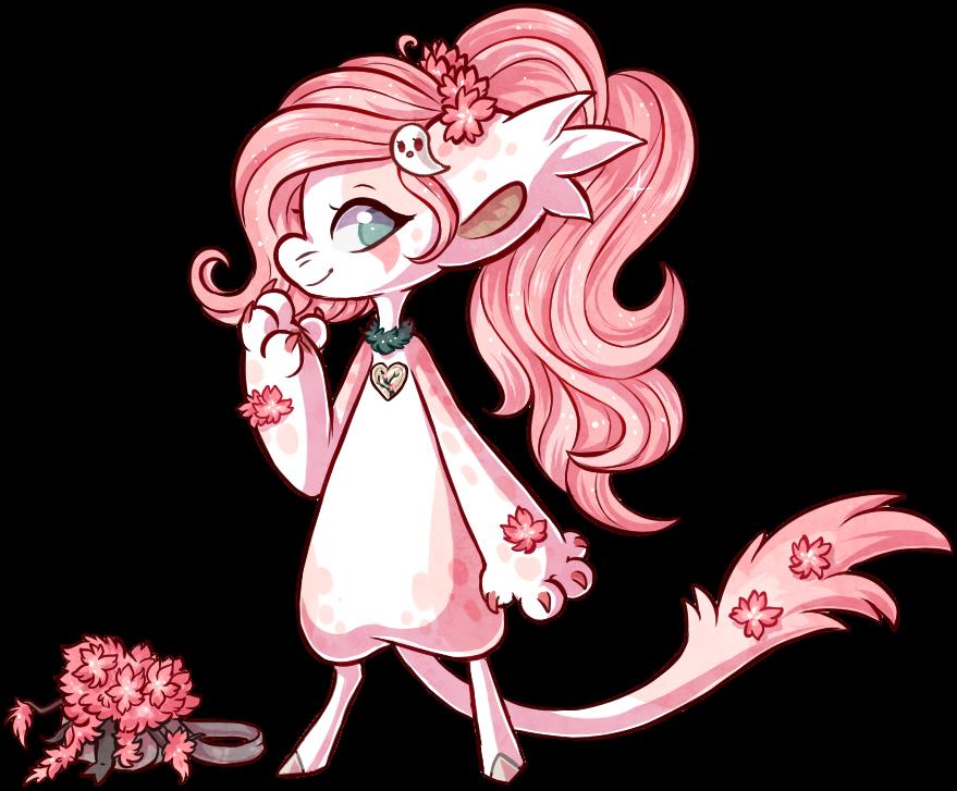 241 - Weeping Cherry Tree by TheKingdomOfGriffia