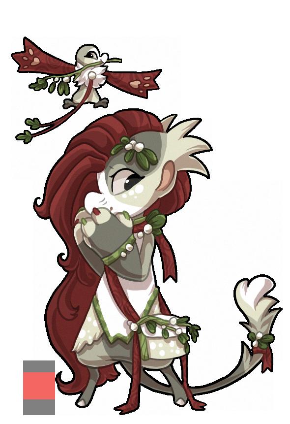 308 - Mistletoe by TheKingdomOfGriffia