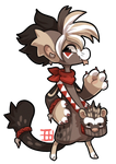 340 - Maned Rat by TheKingdomOfGriffia