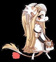 426 - Lunar Flower by TheKingdomOfGriffia