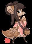 448 - Mooncake by TheKingdomOfGriffia