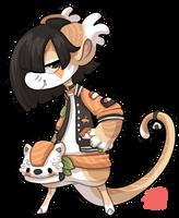 458 - Sushi Shiba by TheKingdomOfGriffia