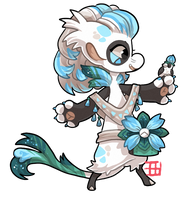 482 - Finch Blossom by TheKingdomOfGriffia