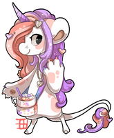 547 - Unicorn Hot Chocolate by TheKingdomOfGriffia
