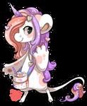 547 - Unicorn Hot Chocolate by TheKingdomOfGriffia