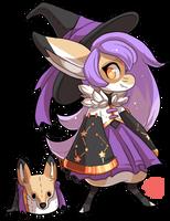 #703 - Arabian Fox by TheKingdomOfGriffia