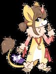 498 - Banana Unicorn by TheKingdomOfGriffia