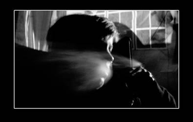 smoke by ziegenatem