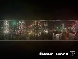 GIMP CITY by archimonde35