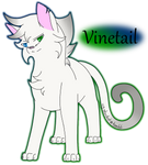 Vinetail by LostUmbreon