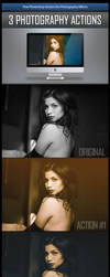 Free Photoshop Actions for Photography Effects by MGraphicDesign