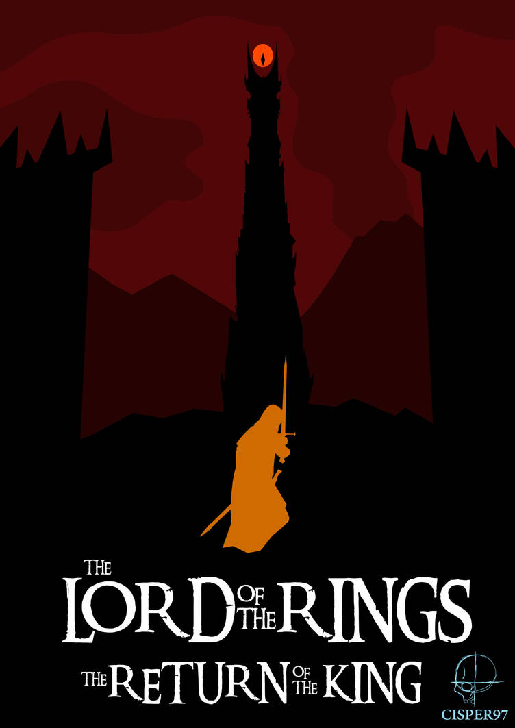 lord of the rings return of the king book
