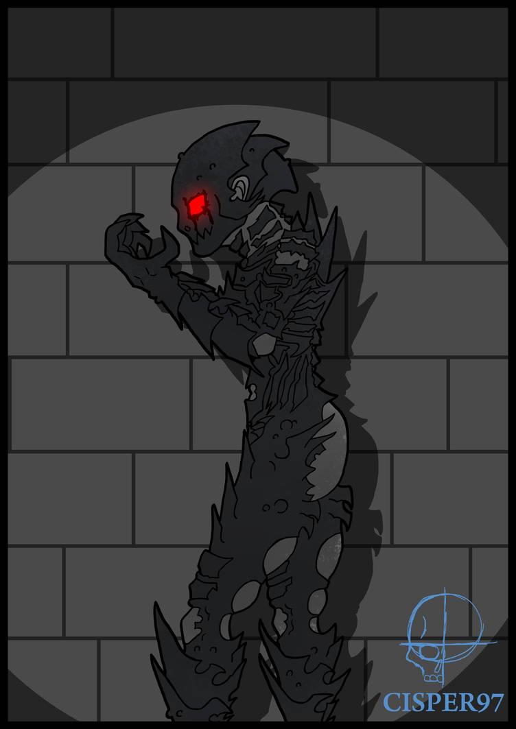 Armored Female Zed Updated version by Cisper97