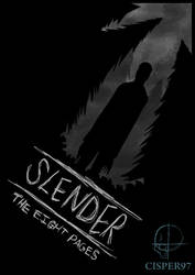 SLENDER The eight pages poster by Cisper97