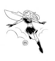 Supergirl 1-5-11 by mikemaihack