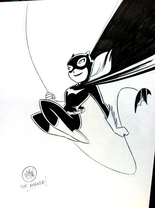 Batgirl MegaCon 2011 by mikemaihack