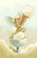 Vanilla Scoop by mikemaihack