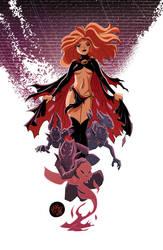 Goblin Queen by mikemaihack