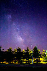Milky Way I by Mulsivaas