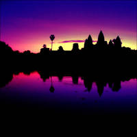 Angkor Wat by VesnaSvesna