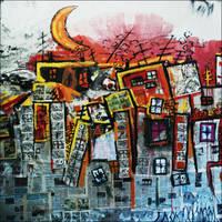 City noise by VesnaSvesna
