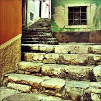 to the top by VesnaSvesna