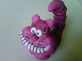Cheshire cat by Dessi-Goes-Gothic