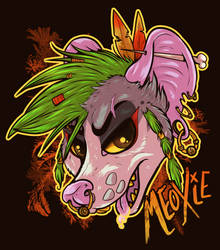.: Primal Rat by Meoxie