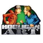 Hooligan Art Logo by gnihcta