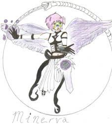 Minerva -Art Trade- by Darkwolfchild