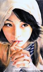 Raito Sonozaki by RebirthOfAWasteland