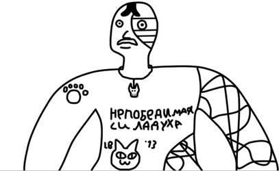 Ilich-Transhumanist by RussianRetard1488