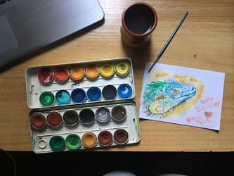 Old colours by AKikkaKikka