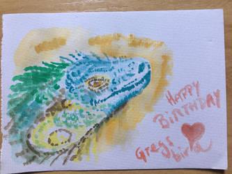 Happy birthday!!! by AKikkaKikka