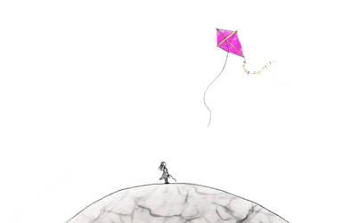 Hope in sky by yetkin