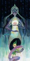 Zelda - The Iridiscent by hadece
