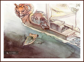 Zelda - Navigating by hadece