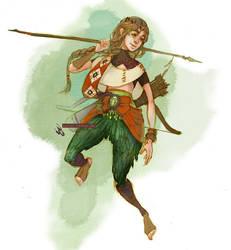Eeilon - Lyntia by hadece
