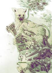 The Last Guardian by hadece