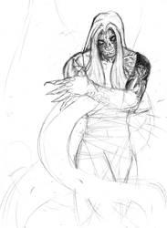 Master of the City Hart Shadow by kurawolf