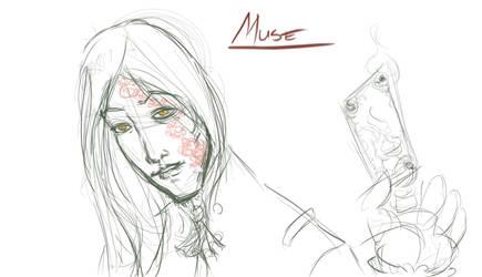 Muse: Master Drunken Thrower by kurawolf