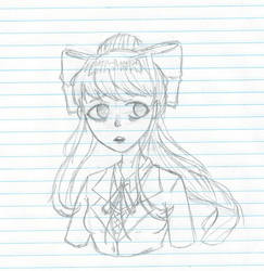 sad_nibba_Monika by Sunny-The-Trap