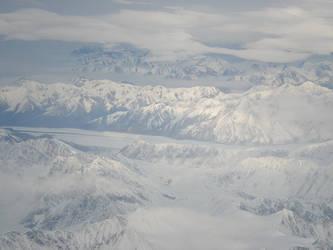Alaska Mountains by SilverWarrior