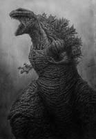 Shin Godzilla by the6829